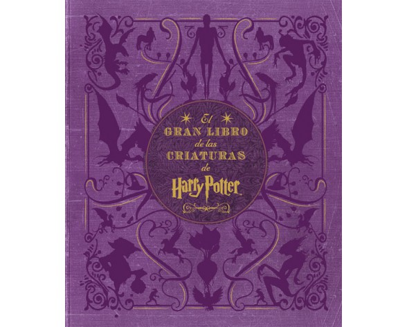 Harry Potter El Gran Libro de las Criaturas