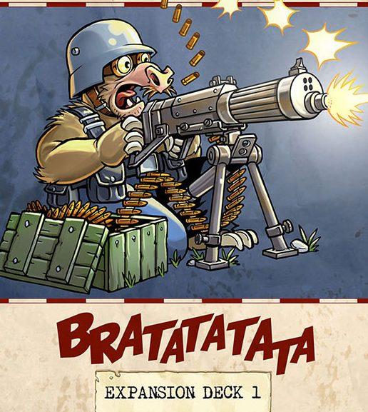 Topoum Bratatatata Expansion Deck 1