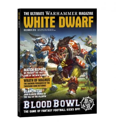 White Dwarf december 2016