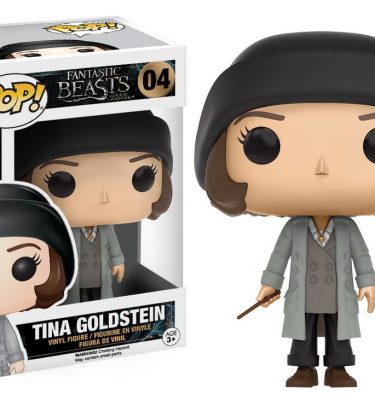 Animales Fantásticos - Tina Goldstein - Funko Pop