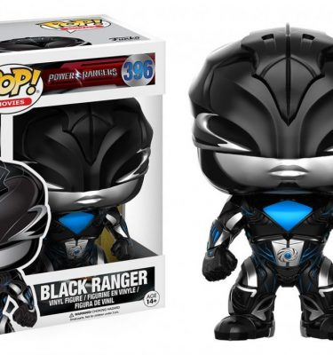 Black Ranger Power Rangers Pop