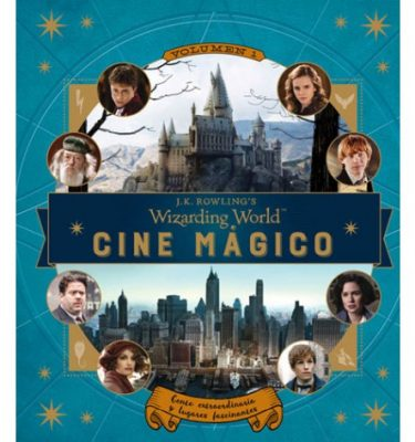 Cine Mágico de J.K.Rowling