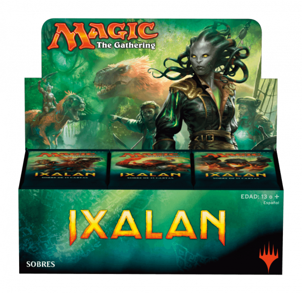 Ixalan - Magic the Gathering - Display 36 sobres