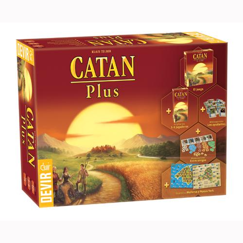 Catan Plus - Devir