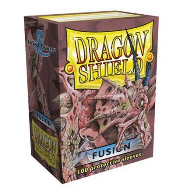 Fundas Fusion Dragon Shield - La Caverna de Voltir