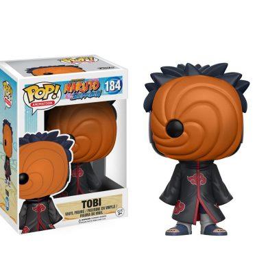 Tobi Naruto Shippuden Funko Pop! - La Caverna de Voltir