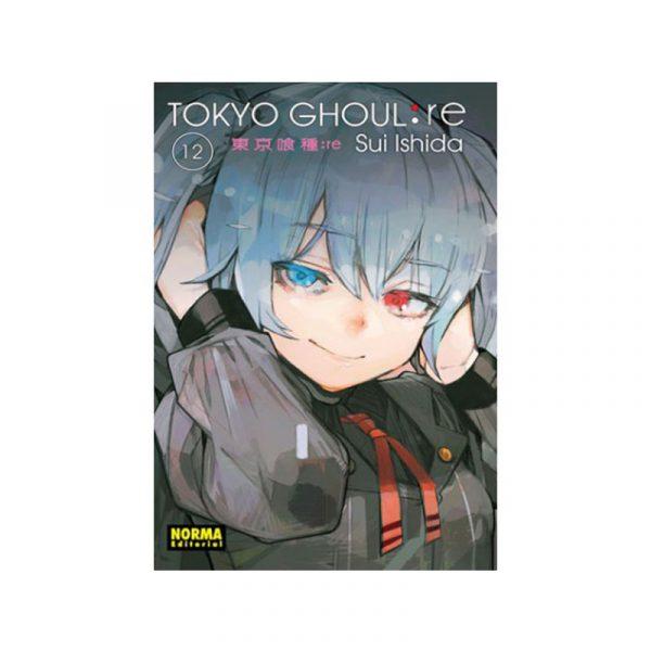 Tokyo Ghoul Re 12 - La Caverna de Voltir