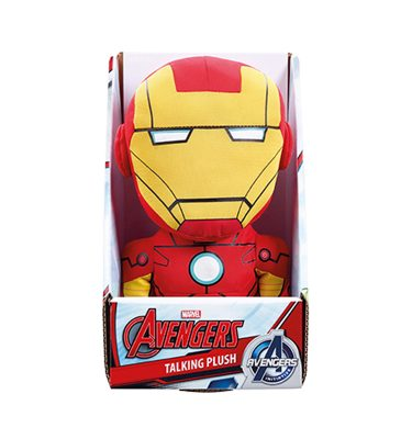 Iron Man Funko Tarking Plush Marvel - la Caverna de Voltir