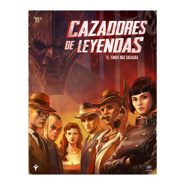 Cazadores de Leyendas - Rol - La Caverna de Voltir