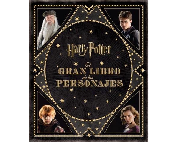 Harry Potter El Gran libro de los Personajes