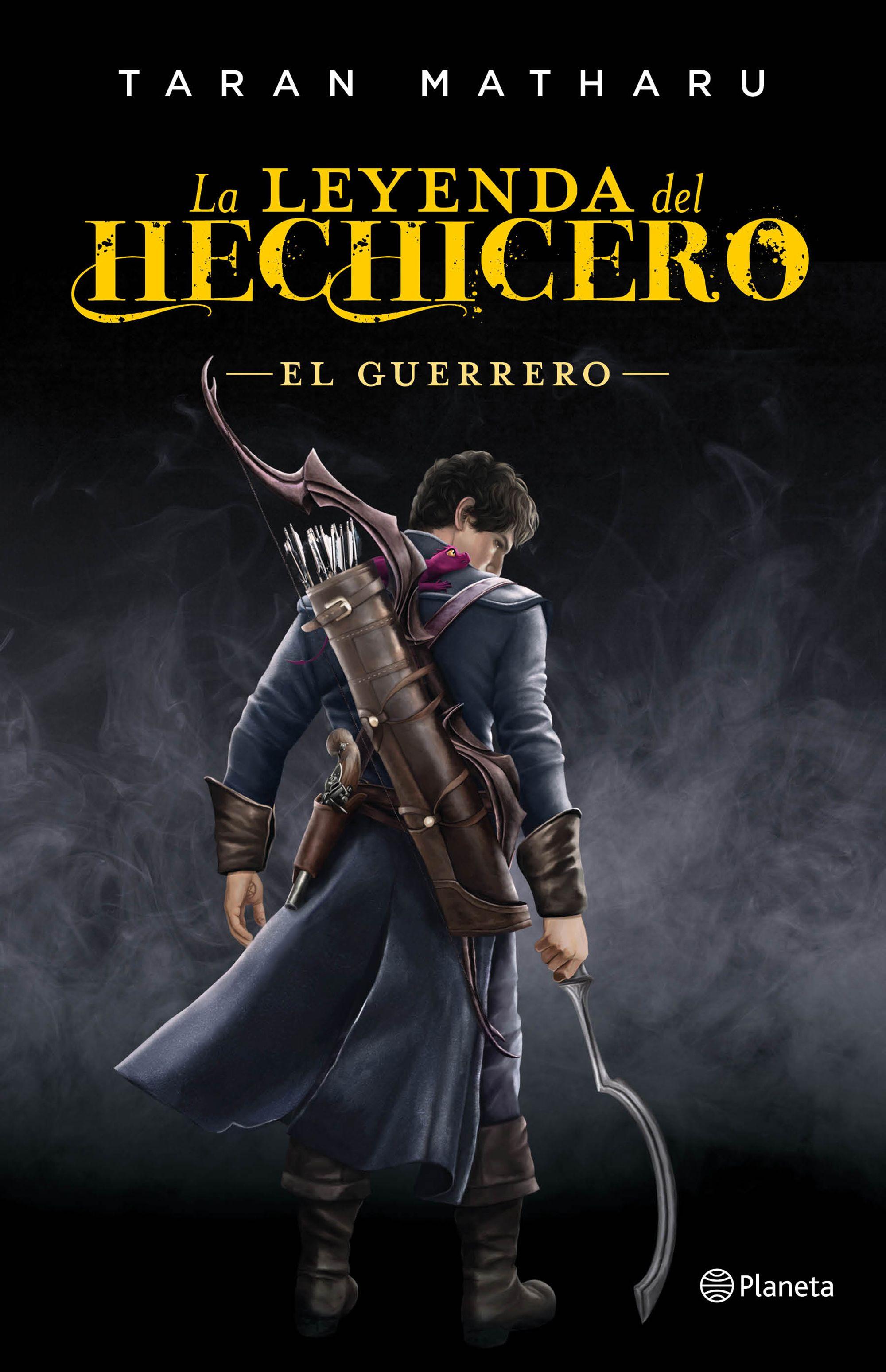 La leyenda del hechicero 2
