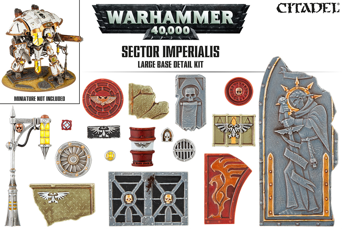 Warhammer 40.000 Sector Imperialis