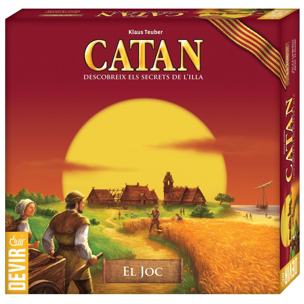 Catán edición en catalán