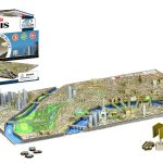 Paris Puzzle 4D