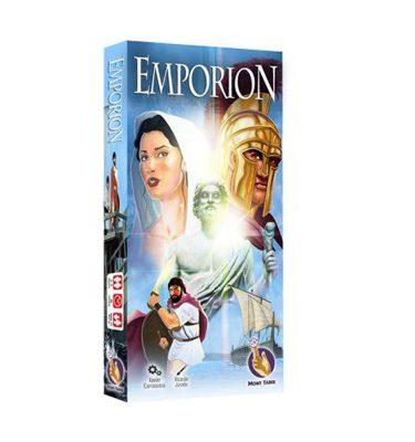 Emporion: Un juego de exploración y conquista - La Caverna de Voltir