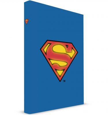 Superman Libreta con Luz - La Caverna de Voltir