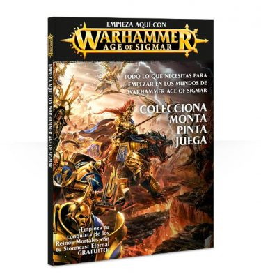 Revista Warhammer Age of Sigmar
