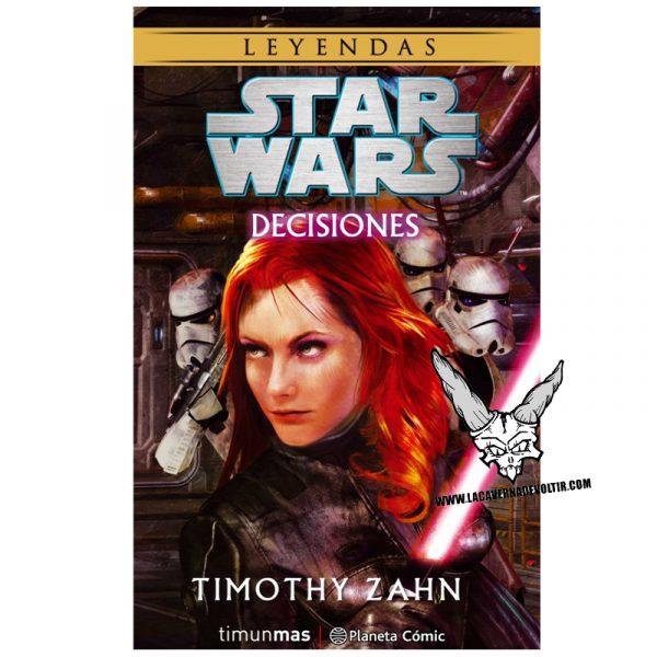 Star Wars Decisiones La Caverna de Voltir