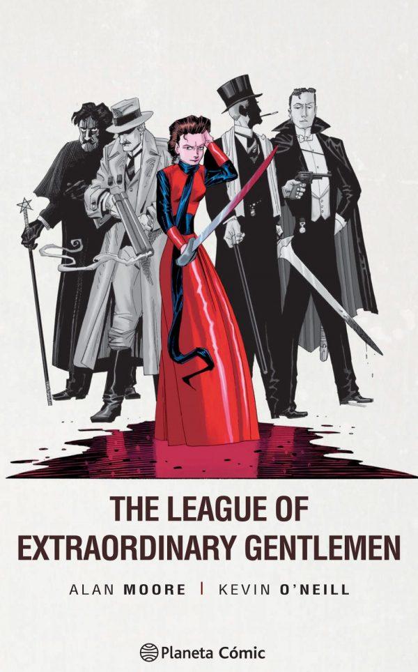 The League of Extraordinary Gentlemen 3