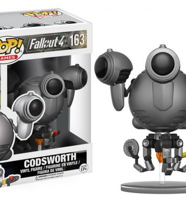 Fallout 4 - Codsworth - Funko Pop