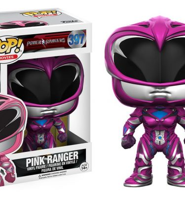 Pink Ranger Power Rangers Pop