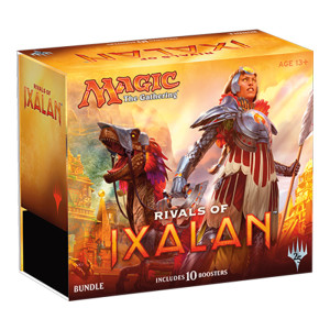 Bundle Rivales de Ixalan - Magic The Gathering