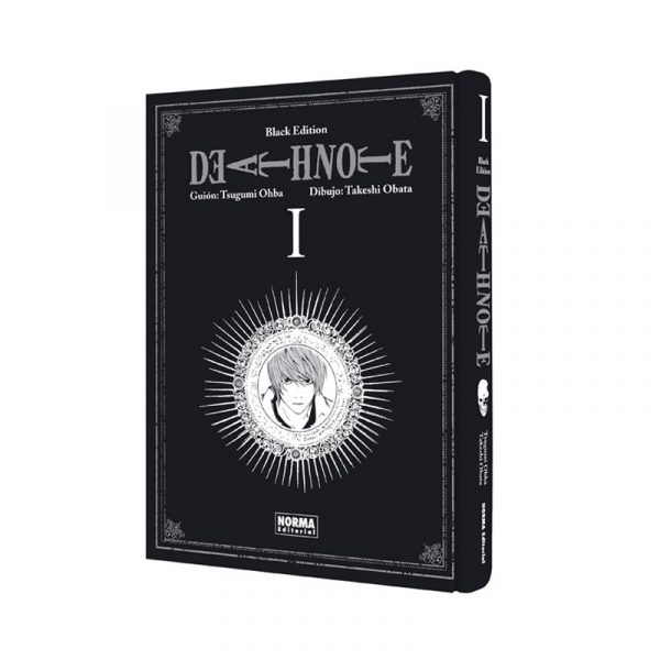 DEATH NOTE BLACK EDITION 01 - La Caverna de Voltir