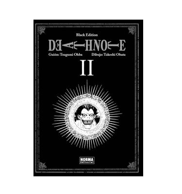 DEATH NOTE BLACK EDITION 02 - La Caverna de Voltir