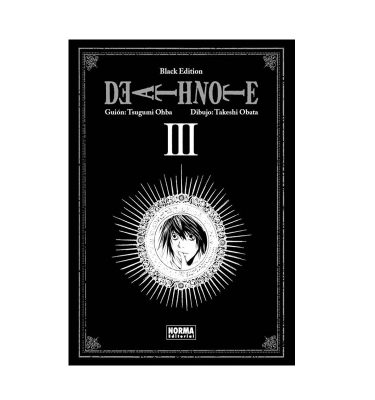 DEATH NOTE BLACK EDITION 03 - La Caverna de Voltir