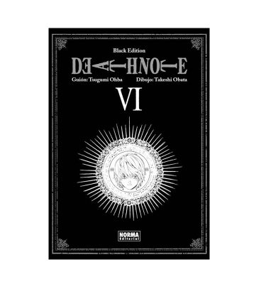 DEATH NOTE BLACK EDITION 06 - La Caverna de Voltir