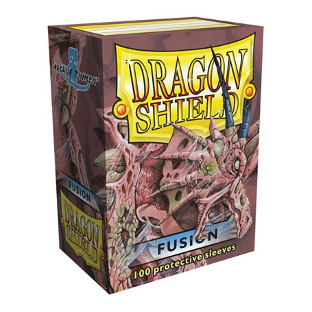 Fundas Fusion Dragon Shield - La Caverna de Voltir