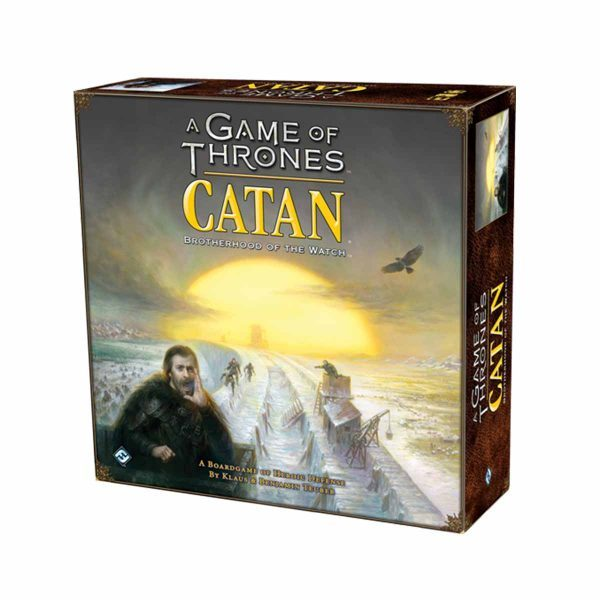 Catan Juego de Tronos - Ingles - La Caverna de Voltir