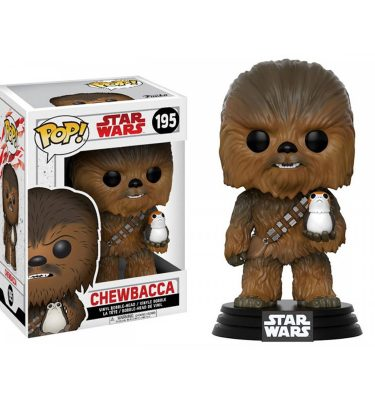 Chewbacca Star Wars Funko Pop! - La Caverna de Voltir