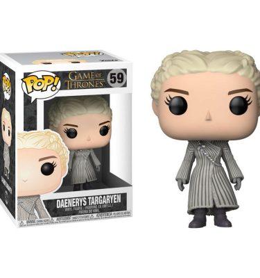 Daenerys Targaryen Juego de tronos Funko Pop - La Caverna de Voltir