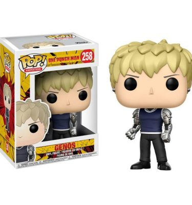 Genos One Punch Man Funko Pop! - La Caverna de Voltir