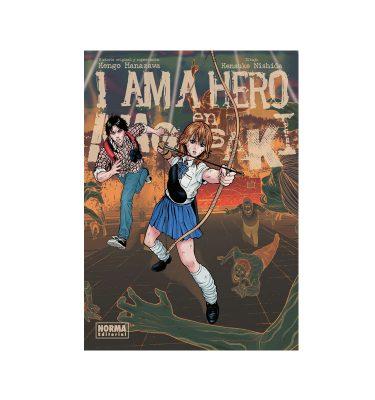 I am a Hero en Nagasaki - La Caverna de Voltir