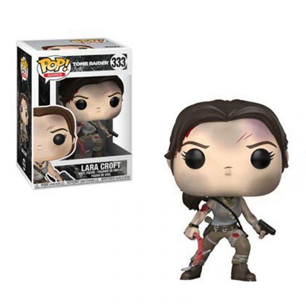 Lara Croft Tomb Raider Funko Pop! - La Caverna de Voltir