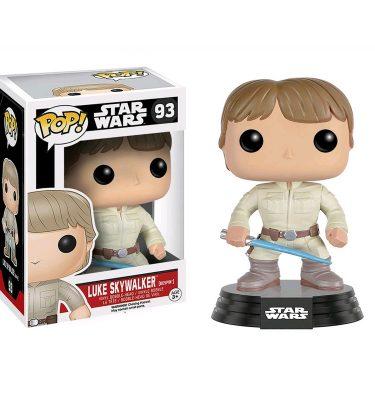 Luke Skywalker Star Wars Funko Pop! - La Caverna de Voltir