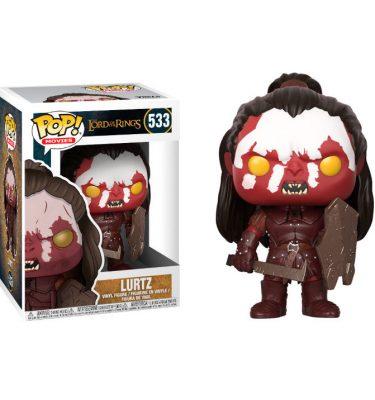 Lurtz El señor de los Anillos Funko Pop! - La Caverna de Voltir