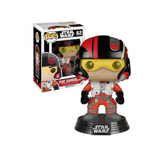 Poe Dameron Star Wars Funko Pop! - La Caverna de Voltir