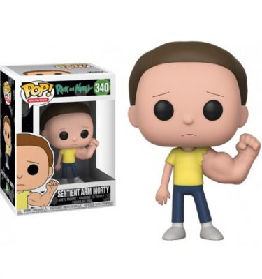 Sentient Arm Morty Rick & Morty Funko Pop! - La Caverna de Voltir
