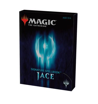 Signature Spellbook Jace Magic The Gathering - La Caverna de Voltir
