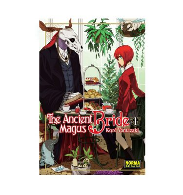 The Ancient Magus Bride 1 - La Caverna de Voltir