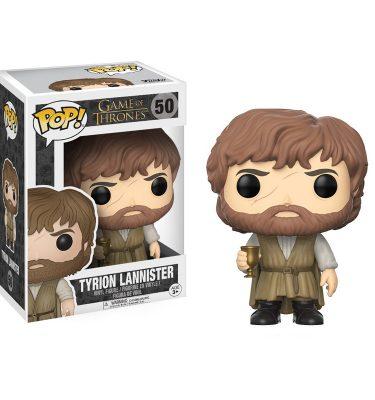 Juego de Tronos Tyrion Lannister Funko Pop!
