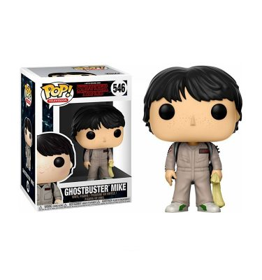 Stranger Things - Ghostbuster Mike - Funko Pop
