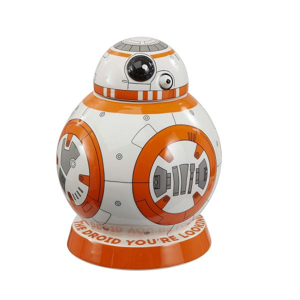 Star Wars Tarro de Galletas de BB8