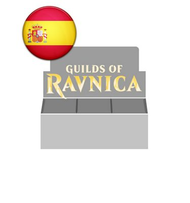 Caja 36 sobres Gremios de Rávnica - Español - Magic the Gathering
