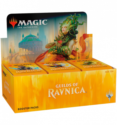 Caja 36 sobres Gremios de Rávnica - Inglés - Magic the Gathering