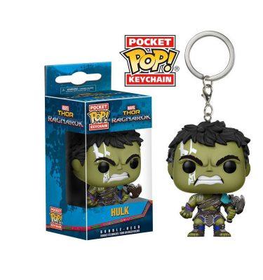 Hulk de Thor Ragnarok - llavero Funko Pop!