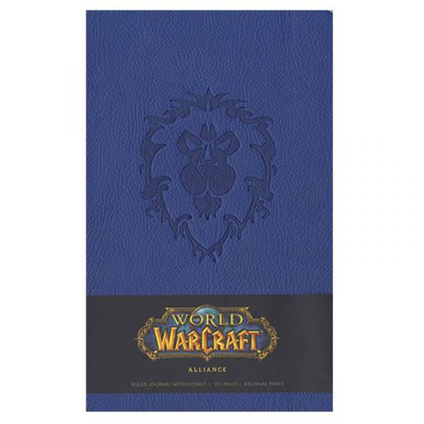 World of Warcraft Libreta Alianza